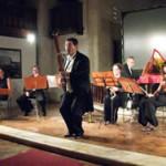 """I solisti dell'orchestra da camera """"Principato di Seborga"""" 18 Agosto 2010 alle 21.00 S.Biagio della Cima (IM)"""