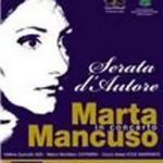 Marta Mancuso in concerto