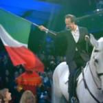 Terza serata di Sanremo 2011: Benigni e l'Unità d'Italia