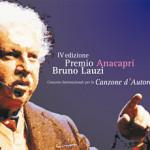 """IV Edizione Premio """"Anacapri Bruno Lauzi – Canzone d'Autore"""""""