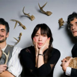BLONDE REDHEAD in concerto
