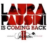 Laura Pausini: emozionata per l'uscita del nuovo disco