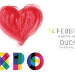 """Milano apre le porte dell'Expo al San Valentino con """"I Love Expo"""""""