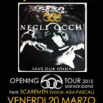 """S.O.S """"Negli Occhi"""" Anniversario Tour"""