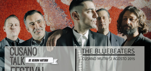 The Blue Beaters al Cusano Talk Festival