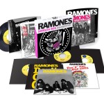-26 al Record Store Day: Ramones, singles box '76-'79