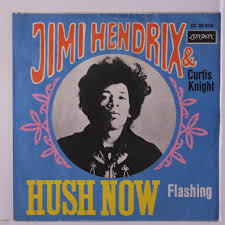 Jimi Hendrix con Curtis Knight