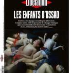 Libération pubblica senza censura i bambini siriani uccisi dal gas.