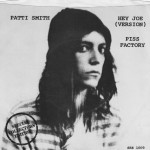 -11 al Record Store Day; Patti Smith, Hey Joe