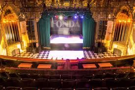 Fonda theatre di Hollywood in California