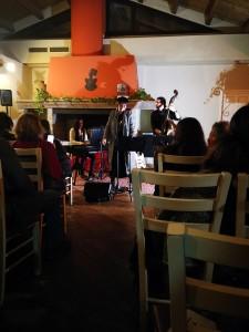 Elena Sanchi in concerto per il nuovo disco: l'abbiamo ascoltata per voi