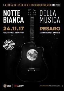 Notte Bianca della Musica - Pesaro 24.11.2017