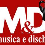 Il logo M&D listato a lutto nella homepage del sito