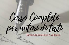 Corso Completo per Autori di Testi