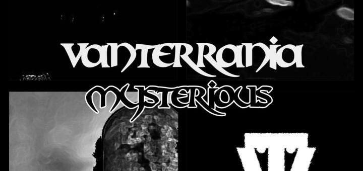 MYSTERIOUS: la sperimentazione di VANTERRANIA in ambito electro-rock