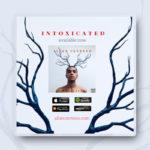 """Allen Centeno """"Cornuto"""" nella copertina del nuovo singolo """"Intoxicated"""""""