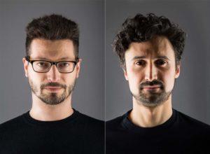 Paolo Fosso e Jacopo Bigi: gli Armonite