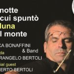 La notte in cui spuntò la luna dal monte: il tour di Luca Bonaffini