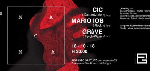 MAGMA - fusioni allo stato artistico: a Bologna il 18 ottobre
