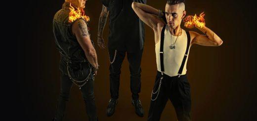STEVE, il nuovo bassista della punkabilly band Nikk & The Bad Boys