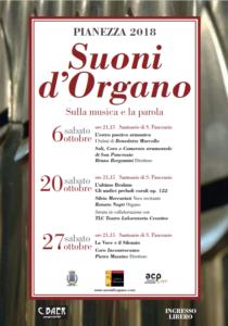 A Pianezza ritorna Suoni d'Organo. Sulla musica e la parola