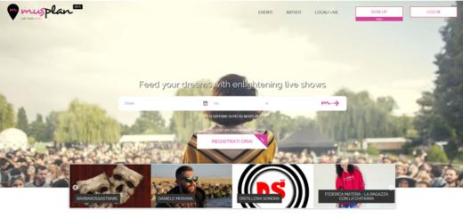 Arriva Musplan, piattaforma per il booking di live music emergente