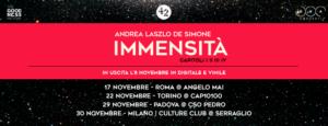 Immensità, il nuovo (bellissimo) progetto di Andrea Laszlo De Simone