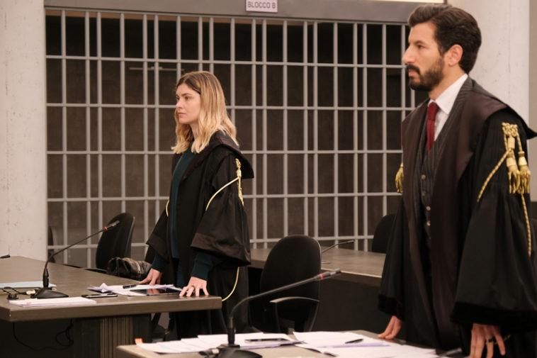 Il Processo cast Vittoria Puccini Francesco Scianna