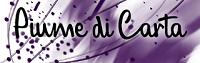 Logo del blog di libri e lettura Piume di carta