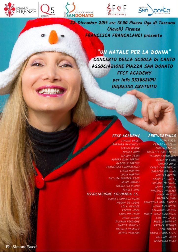 Il Natale delle donne a San Donato