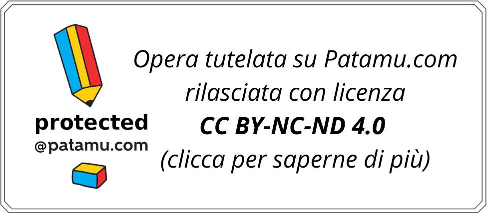 Opera tutelata su Patamu.com
